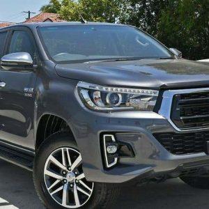 2018 Toyota Hilux Graphite Auto 4WD