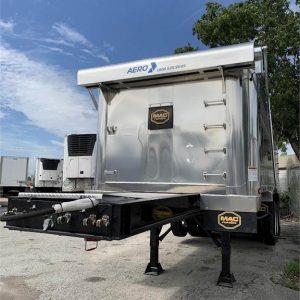 2021 Mac Tri-Axle Dump Trailer
