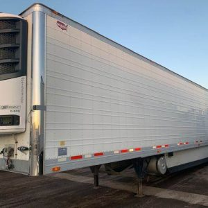 2016 Wabash Thermo Refrigerated Trailer