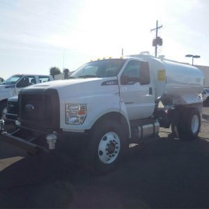 2019 Ford F-750 XL Water Truck