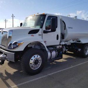 2020 International HV Water Truck