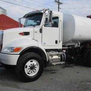 2020 Peterbilt 348 Water Truck