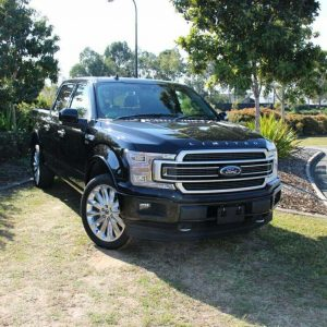 2018 Ford F150 Limited Auto 4WD