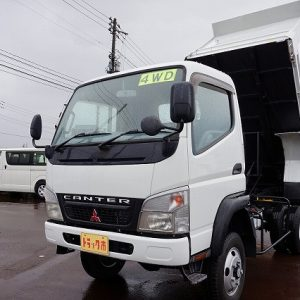2006 Fuso Canter Dump 4WD