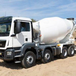 2019 MAN TGS 41.420 Concrete Truck