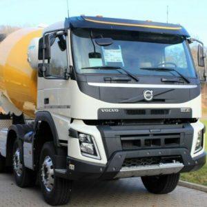 2019 Volvo FMX 430 Concrete Truck