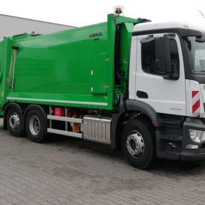 2019 Mercedes-Benz Antos 2530L Garbage Truck
