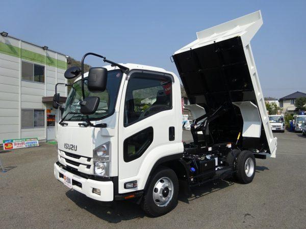 2020 ISUZU Forward Dump Truck