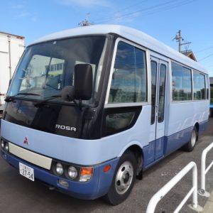 2018 MITSUBISHI Fuso Rosa Bus