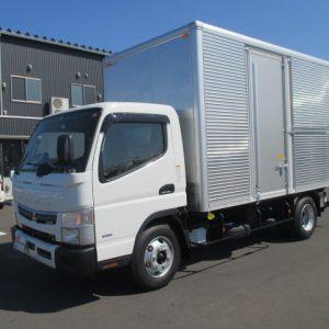 2020 FUSO Canter Box Truck