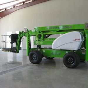2020 NiftyLift SD64 Articulating Boom Lift