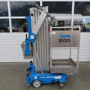 2017 Genie AWP30S Personnel Lift