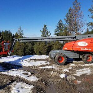 2020 Skyjack SJ66T Telescopic Boom Lift