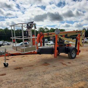 2018 JLG T350 Towable Boom lift
