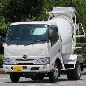 2019 HINO Dutro Concrete Mixer Truck