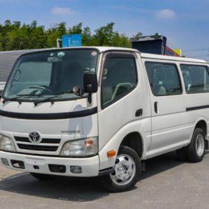 2010 TOYOTA Toyoace Root Van