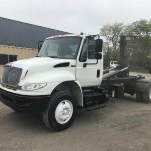 2017 International 4300 HookLift Truck