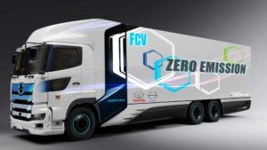Read more about the article Hydrogen Trucks Promise Zero Emissions