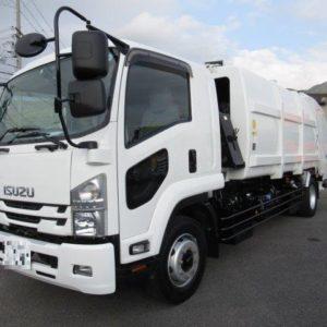 2016 ISUZU Forward Garbage Truck