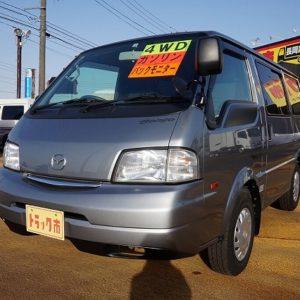 2018 MAZDA Bongo Van 4WD