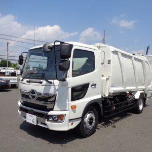 2020 HINO Ranger Garbage Truck