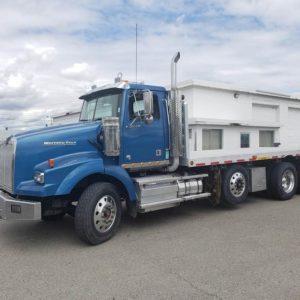 2012 WESTERN Star 4900SA Tandem Truck